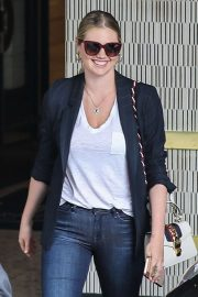 Kate Upton - Leaves London Hotel in Beverly Hills
