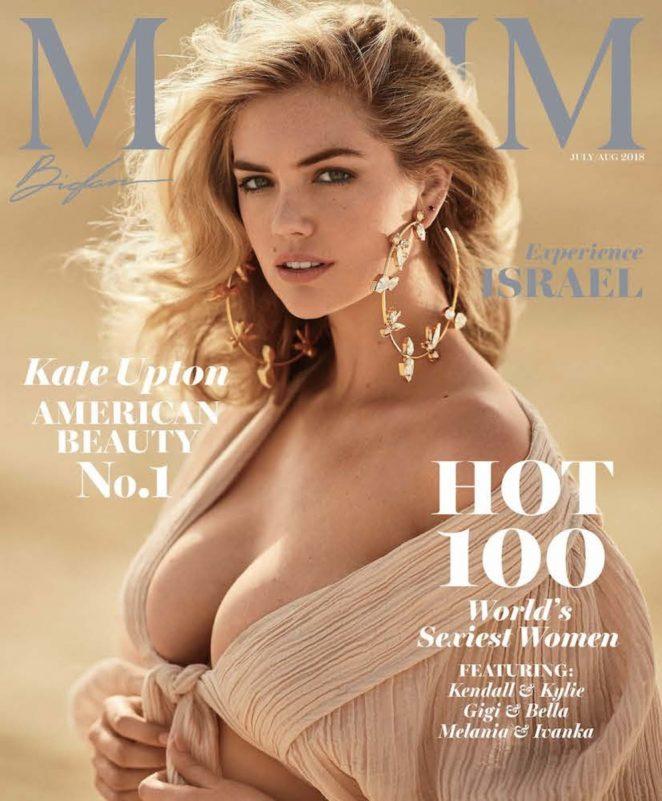 Kate Upton - Maxim Magazine (July/August 2018)