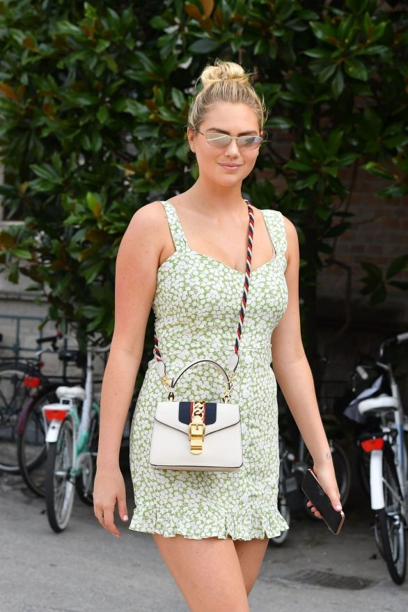 Kate Upton - Out in Venice