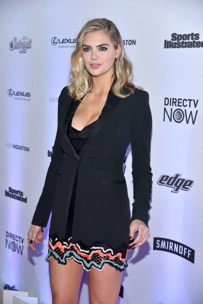 Kate Upton - Sports Illustrated Swimsuit Edition Launch Event in NY