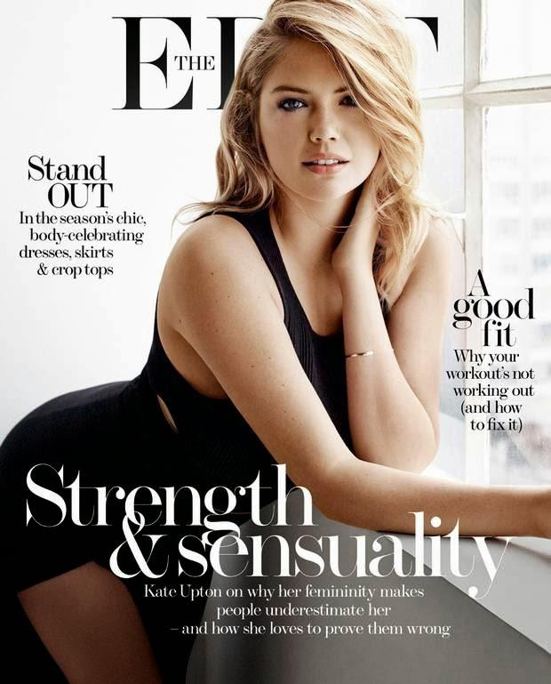 Kate Upton - The Edit Magazine (March 2015)