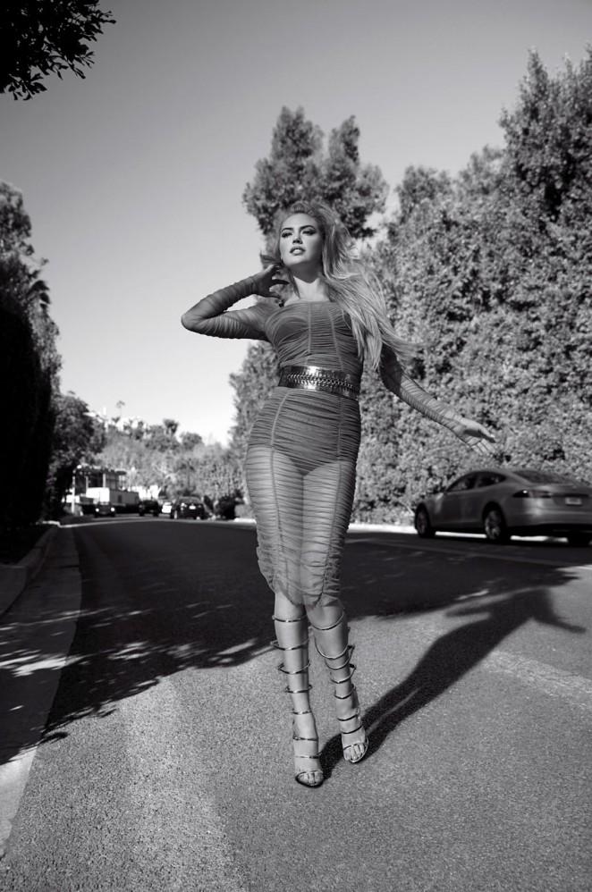 Kate Upton - V Magazine V100 Spring 2016