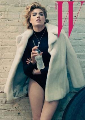 Kate Upton - W Magazine Korea (October 2015)