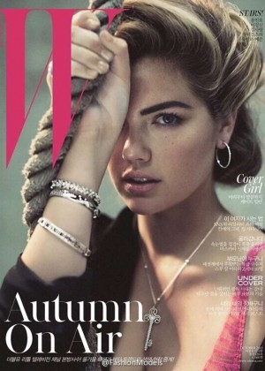 Kate Upton: W Korea 2015 -06