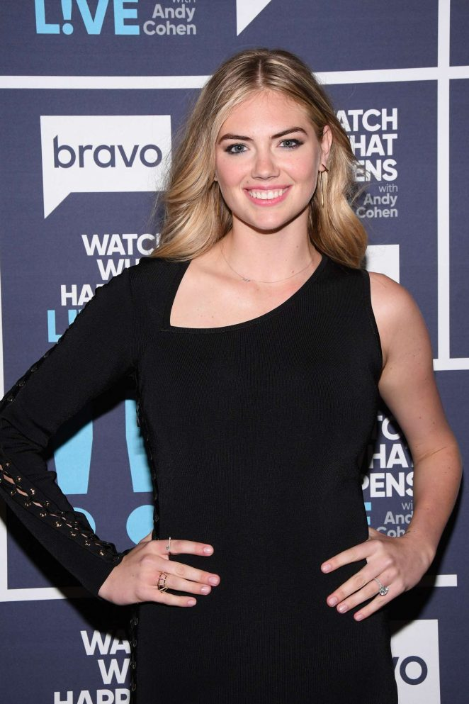 Kate Upton - 'Watch What Happens Live' in New York