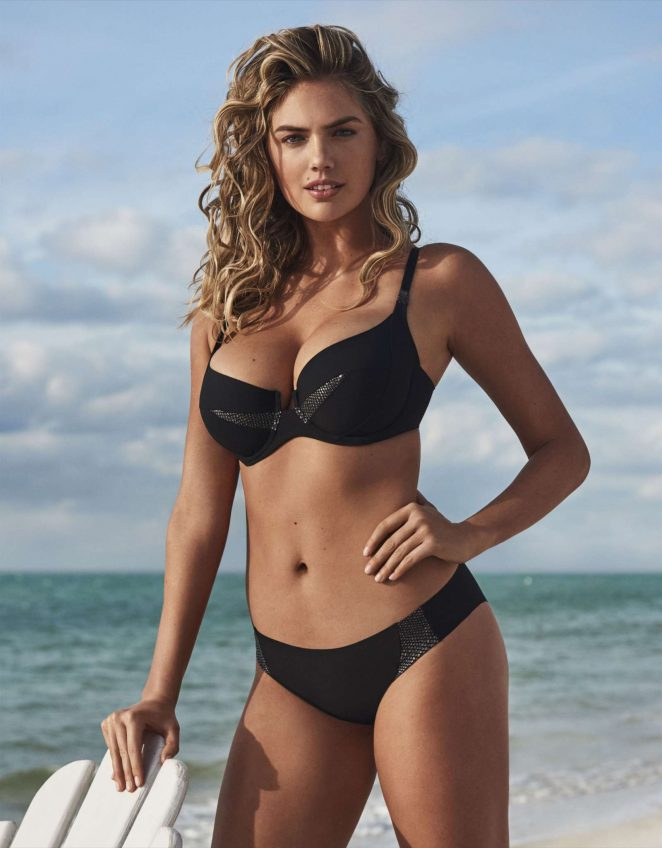 Kate Upton - Yamamay Sculpt Collection Winter 2018
