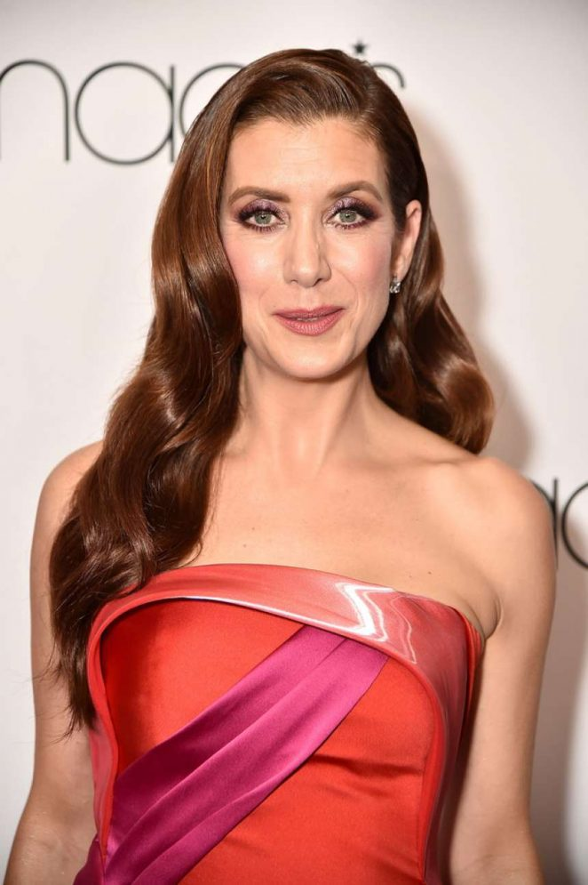 Kate Walsh – American Heart Association's Go Red for Women Red Dress Collection 2018 in NY