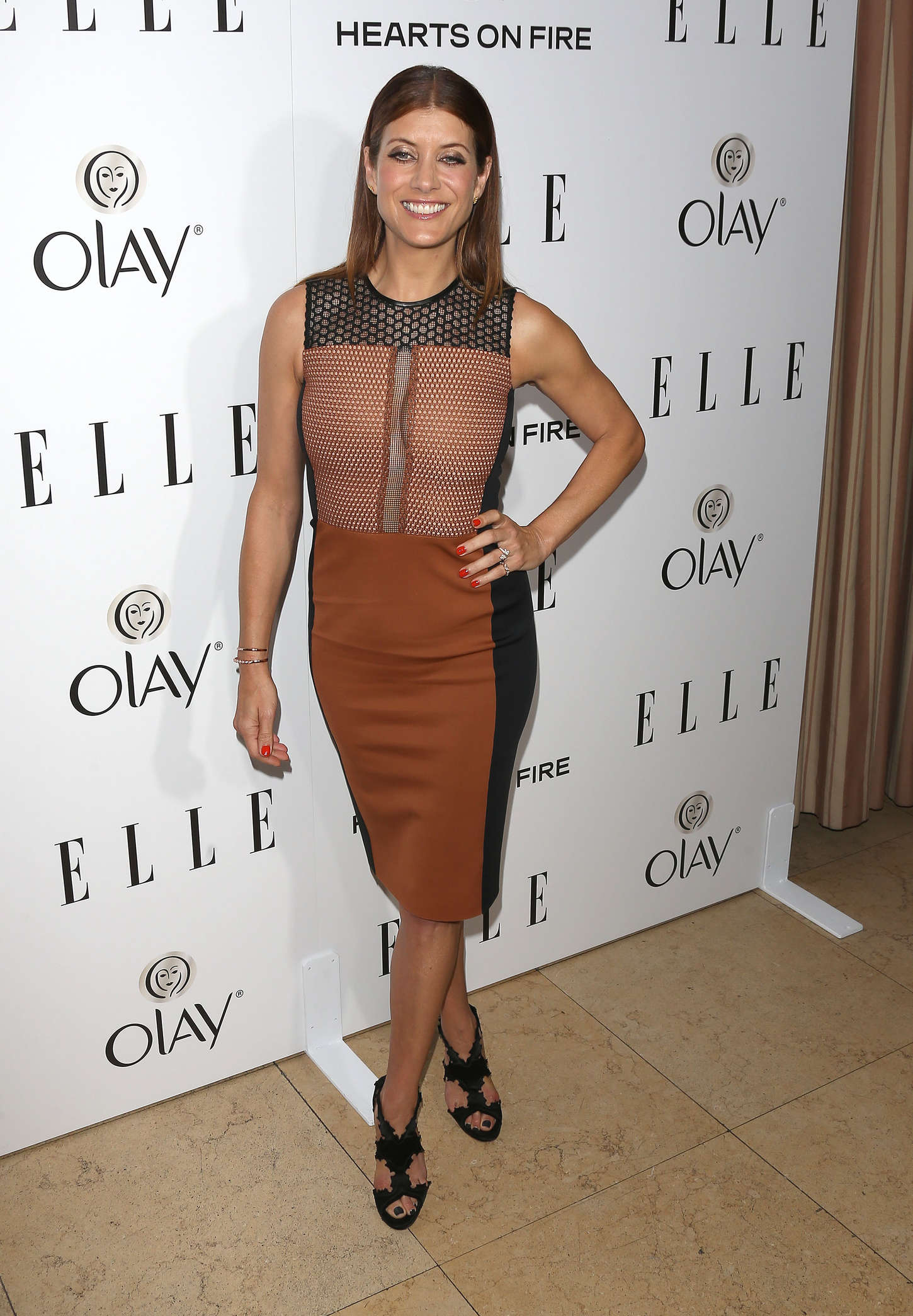 Kate Walsh Elle S Annual Women In Television Celebration