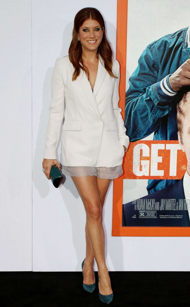 "Kate Walsh - ""Get Hard"" Premiere in Hollywood"