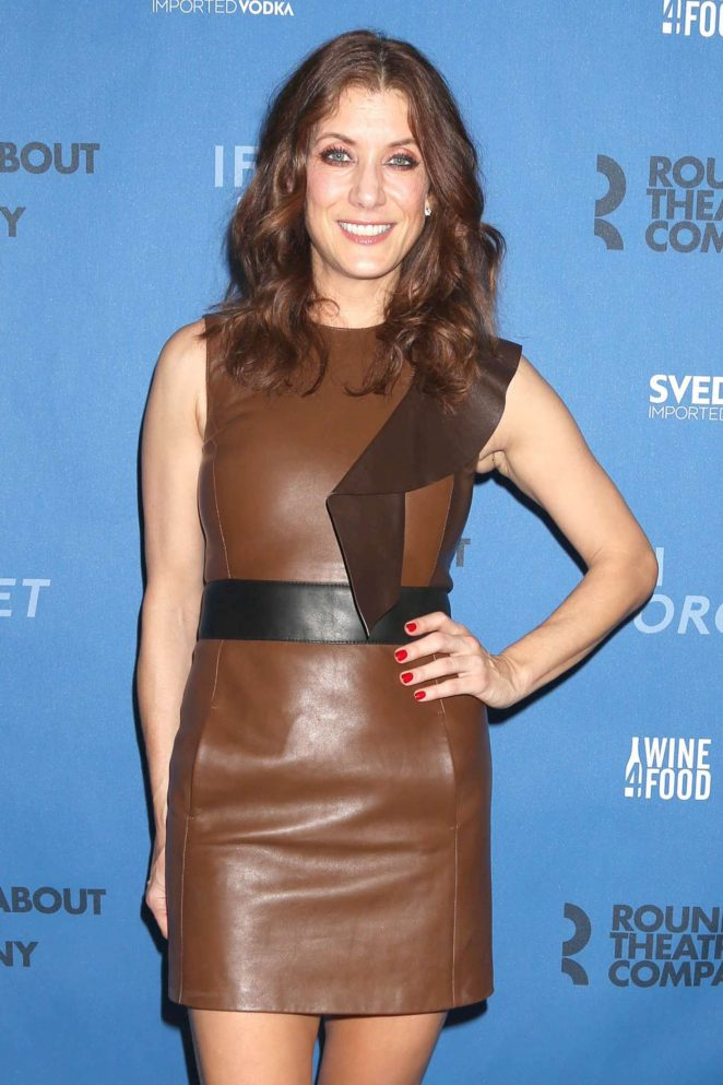 Kate Walsh - 'If I Forget' Play Opening Night in New York