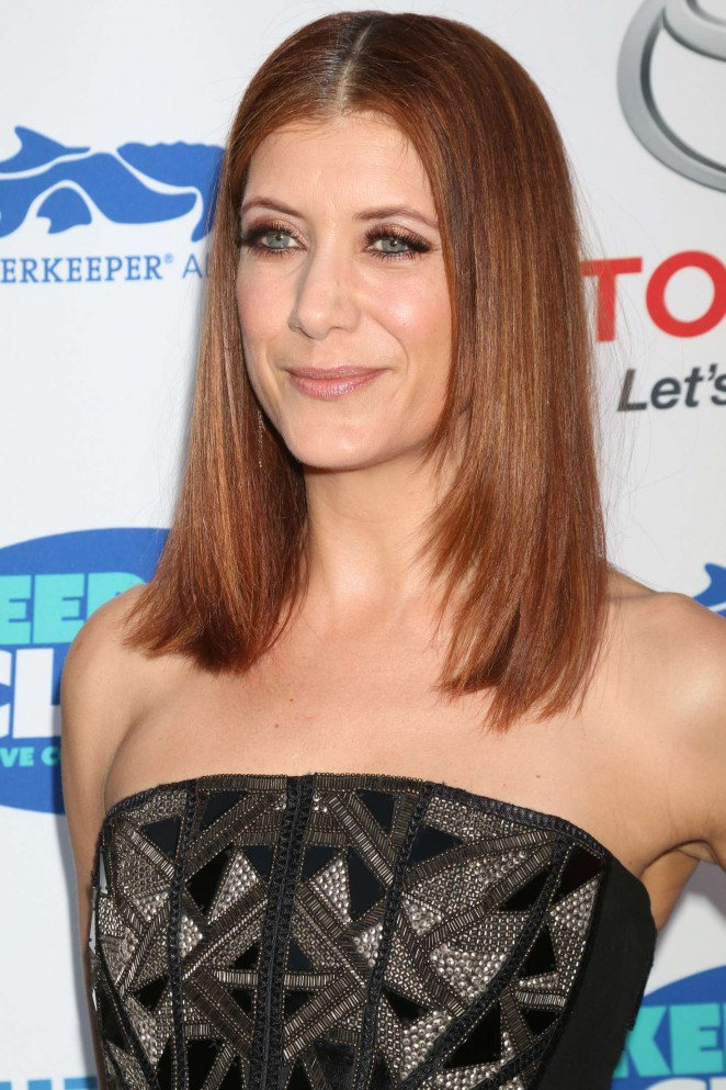 Kate Walsh - Keep It Clean Comedy Benefit in Los Angeles