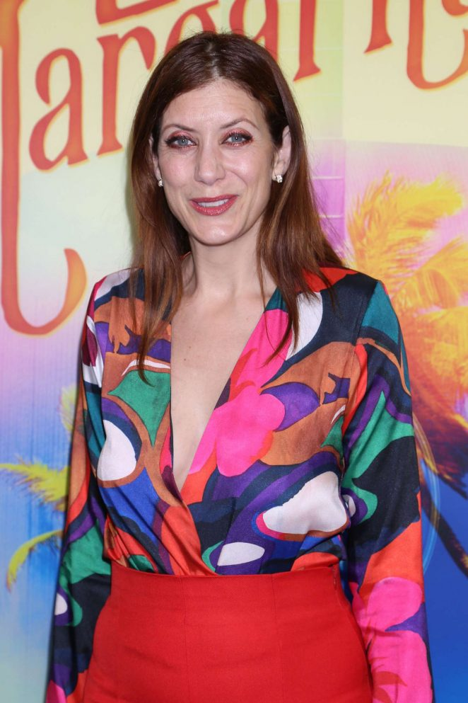 Kate Walsh - Opening night for Escape to Margaritaville in New York