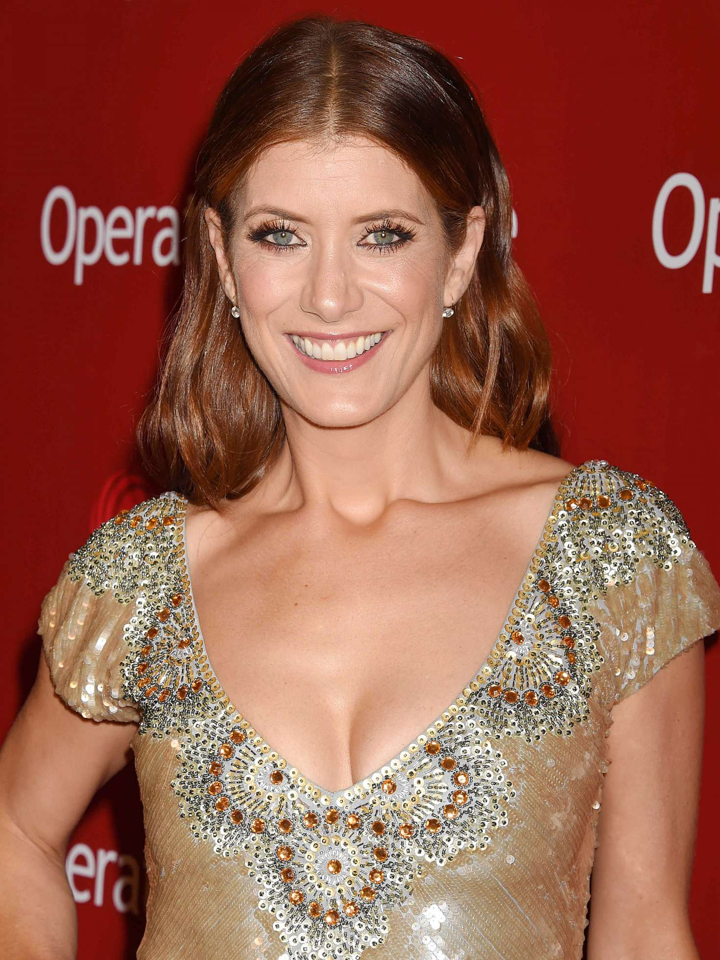 Kate Walsh Operation Smile Host Annual Smile Gala 2016
