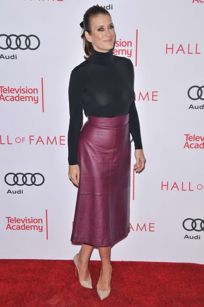Kate Walsh - Television Academy 2017 Hall of Fame Induction Ceremony in LA