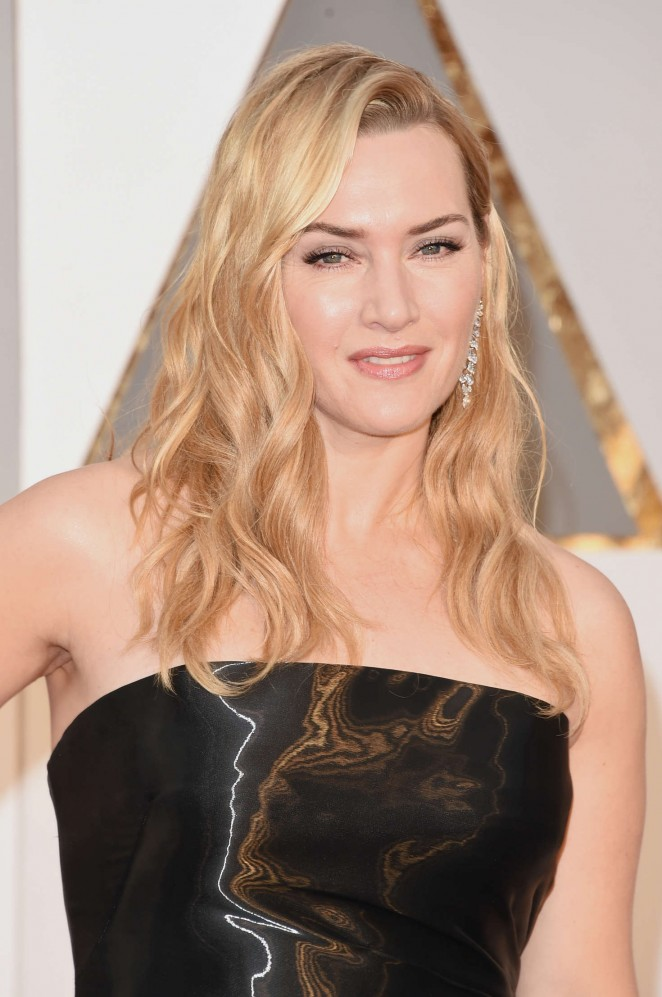 Kate Winslet - 2016 Oscars in Hollywood