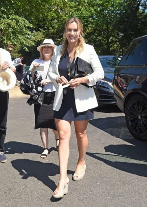 Kate Winslet - 2018 Wimbledon Tennis Championships in London