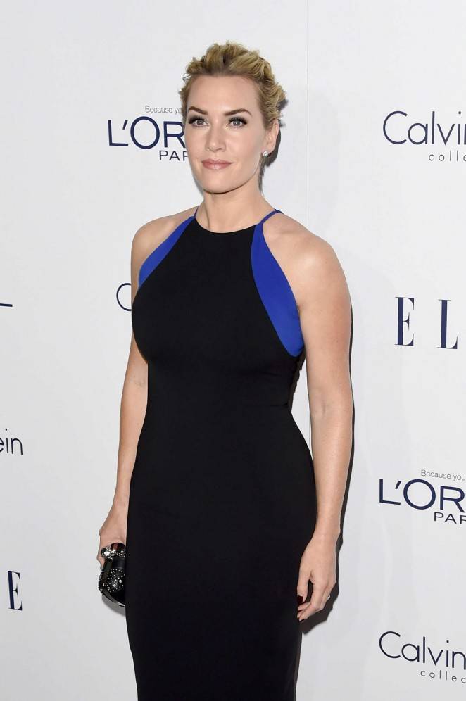 Kate Winslet – 22nd Annual ELLE Women in Hollywood Awards in LA