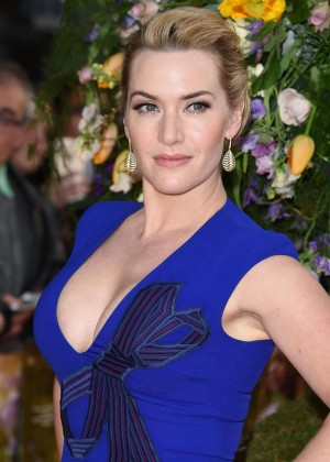 "Kate Winslet - ""A Little Chaos"" Premiere in London"