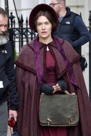 Kate Winslet - Ammonite movie set in London