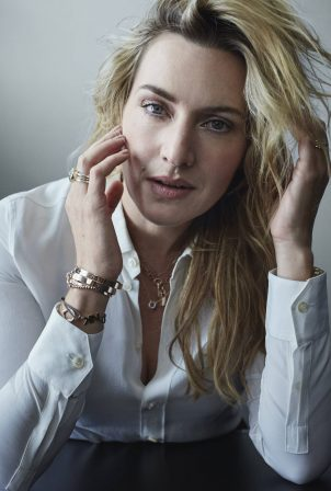 Kate Winslet - Backstage magazine (April 2021)