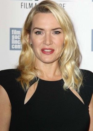 Kate Winslet - Evening with Kate Winslet during the 53rd New York FF