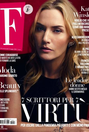 Kate Winslet - F Magazine (May 2020)