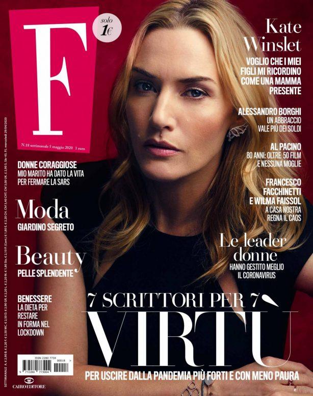 Kate Winslet - F Magazine (May 2020)