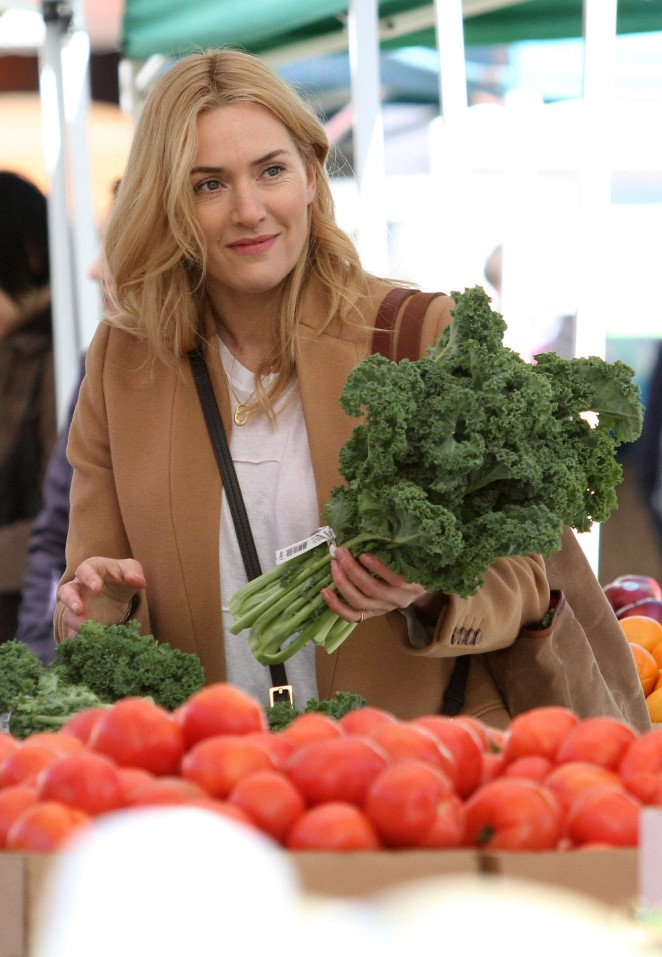 Kate Winslet – Filming 'Collateral Beauty' in Manhattan's Washington Heights Neighborhood