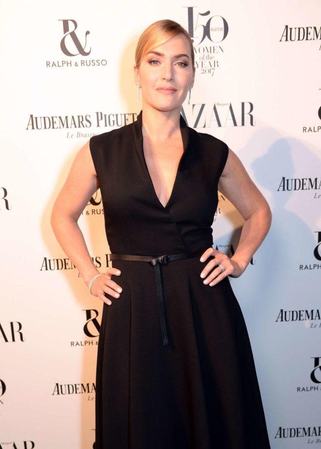 Kate Winslet - Harper's Bazaar Women of the Year Awards 2017 in London
