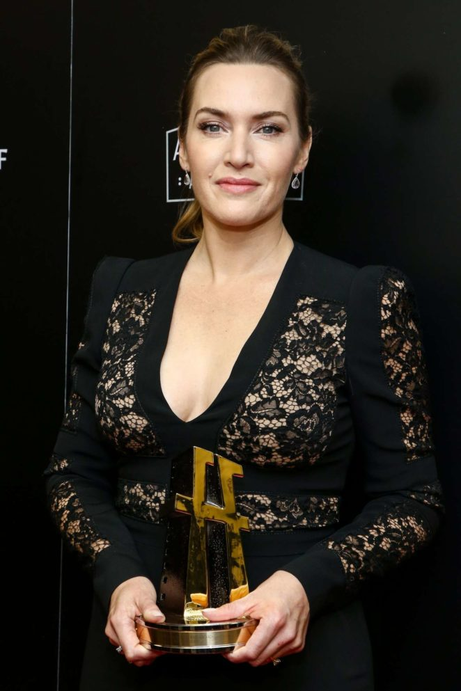 Kate Winslet – Hollywood Film Awards 2017 in Los Angeles