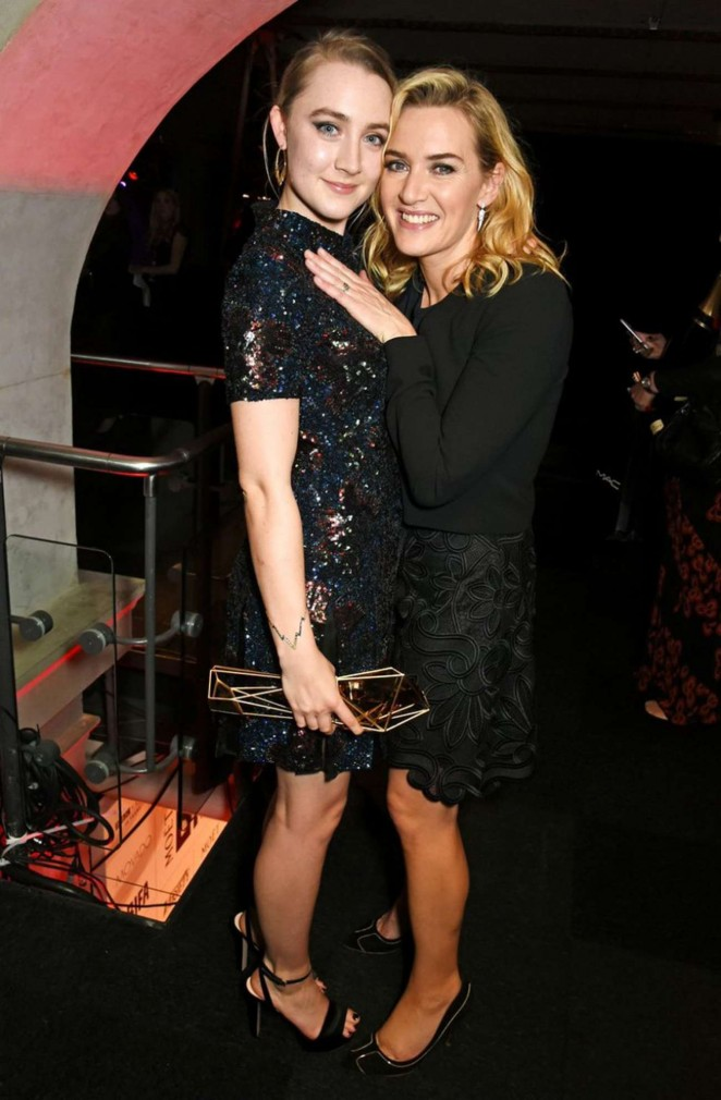 Kate Winslet- Moet British Independent Film Awards 2015 in London