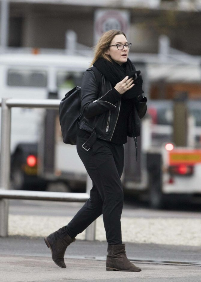 Kate Winslet - Out in London