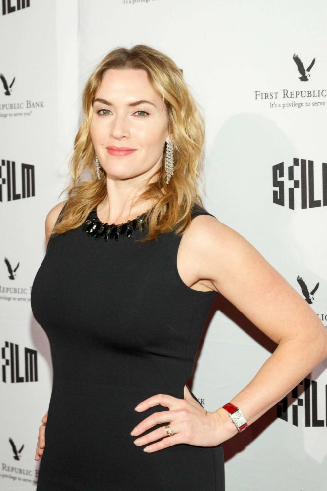 Kate Winslet - SFFILM's 60th Anniversary Awards Night in San Francisco