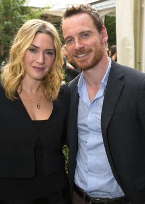 Kate Winslet - Steve Jobs' Film Brunch at the Chateau Marmont in Hollywood