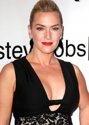 Kate Winslet - 'Steve Jobs' Premiere at 53rd New York Film Festival in NYC