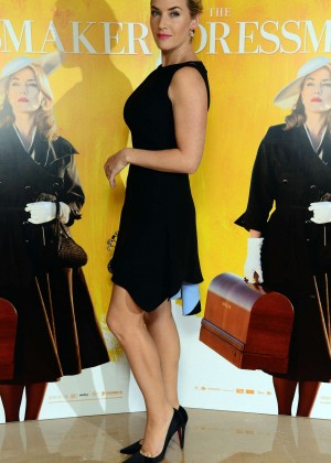 Kate Winslet - 'The Dressmaker' Screening in London