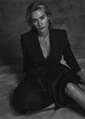 Kate Winslet - The Edit Magazine (October 2015)