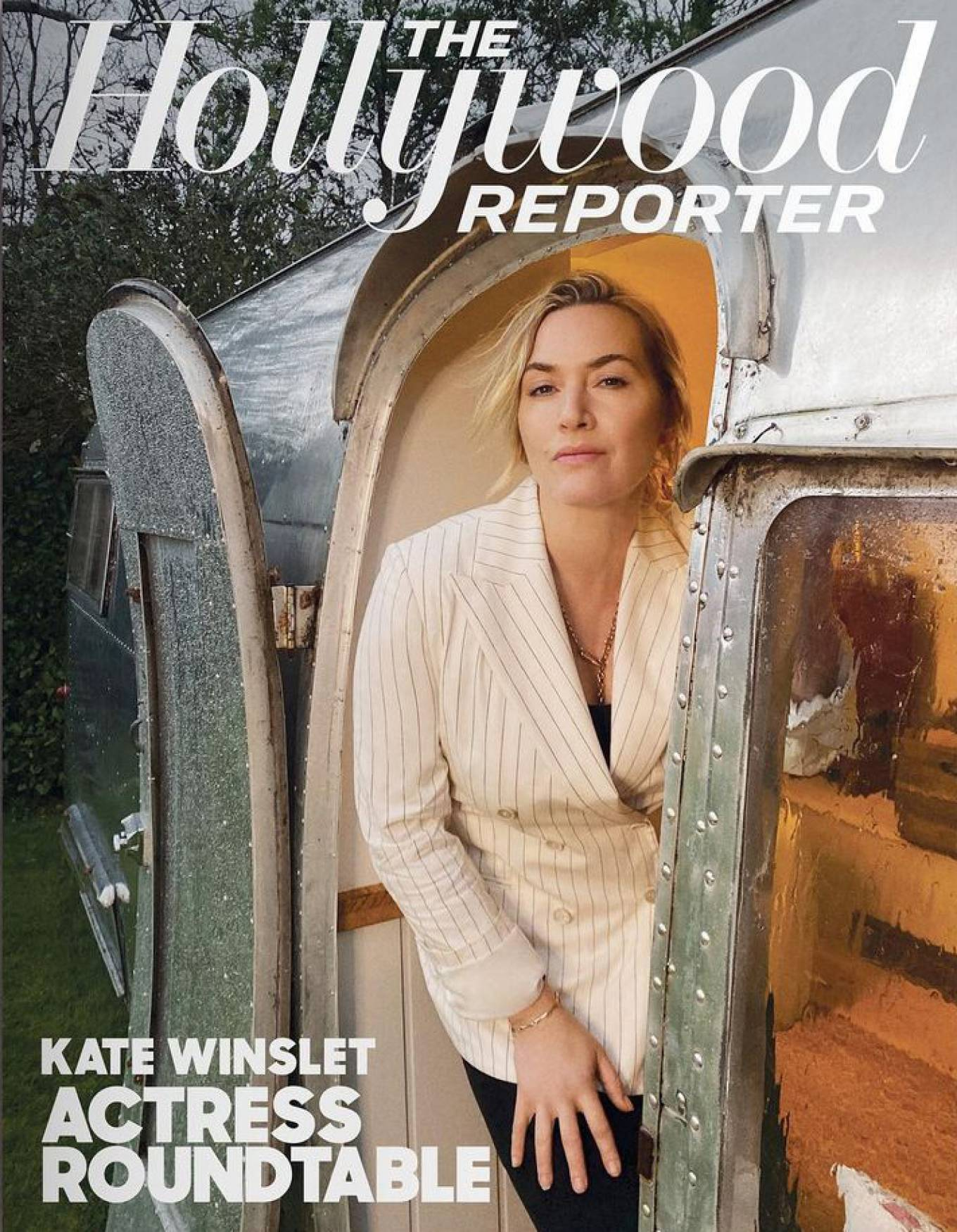 Kate Winslet - The Hollywood Reporter (March 2021)