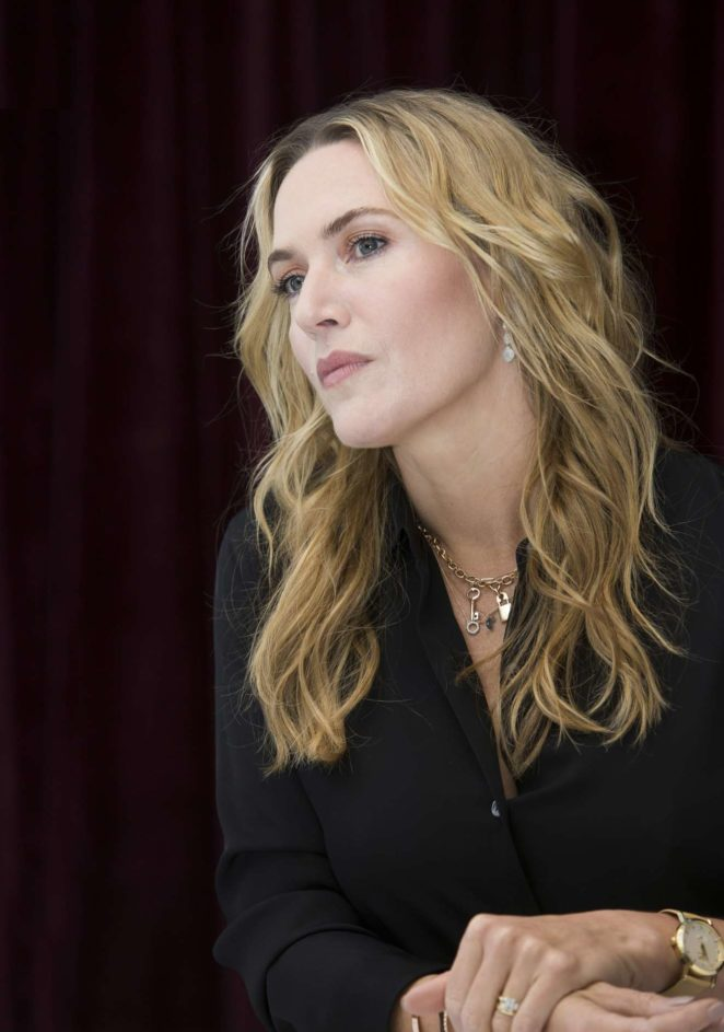 Kate Winslet - 'The Mountain Between Us' PhotoCall
