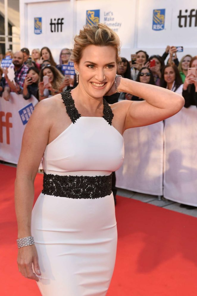 Kate Winslet - The Mountain Between Us Screening at the 2017 Toronto IFF