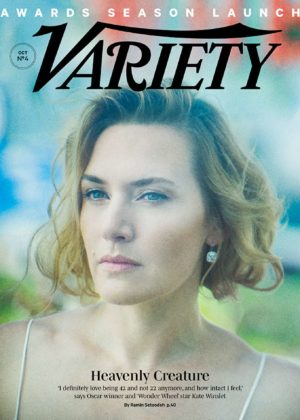 Kate Winslet - Variety Magazine (October 2017)