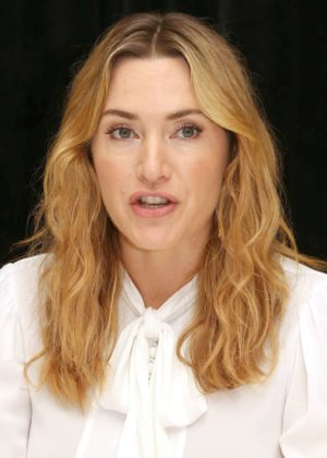Kate Winslet - 'Wonder Wheel' Press Conference in New York