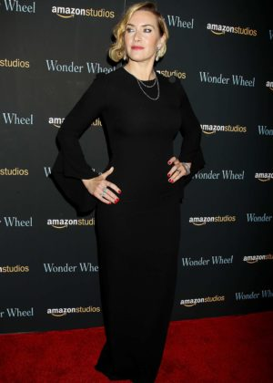 Kate Winslet - 'Wonder Wheel' Screening in NYC