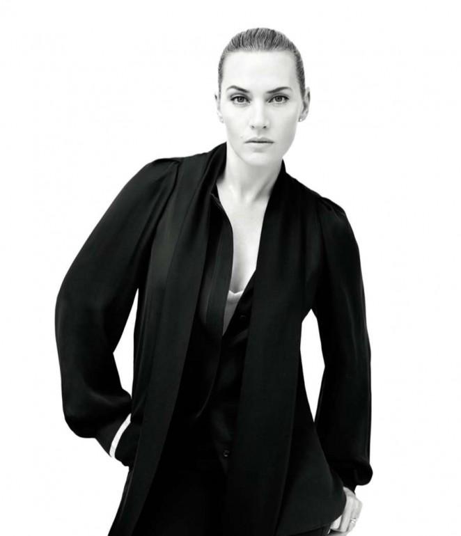 Kate Winslet: WSJ Magazine 2015 -04