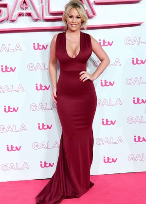 Kate Wright - 2016 ITV Gala in London