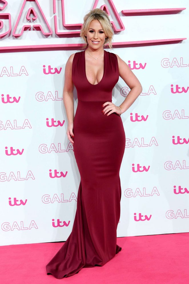 Kate Wright – 2016 ITV Gala in London
