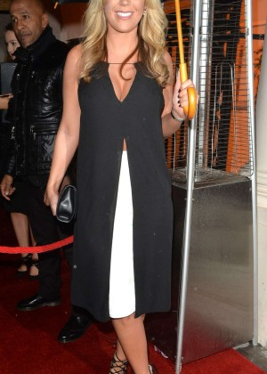 Kate Wright at Billie Faiers' in The Style Launch Party in London