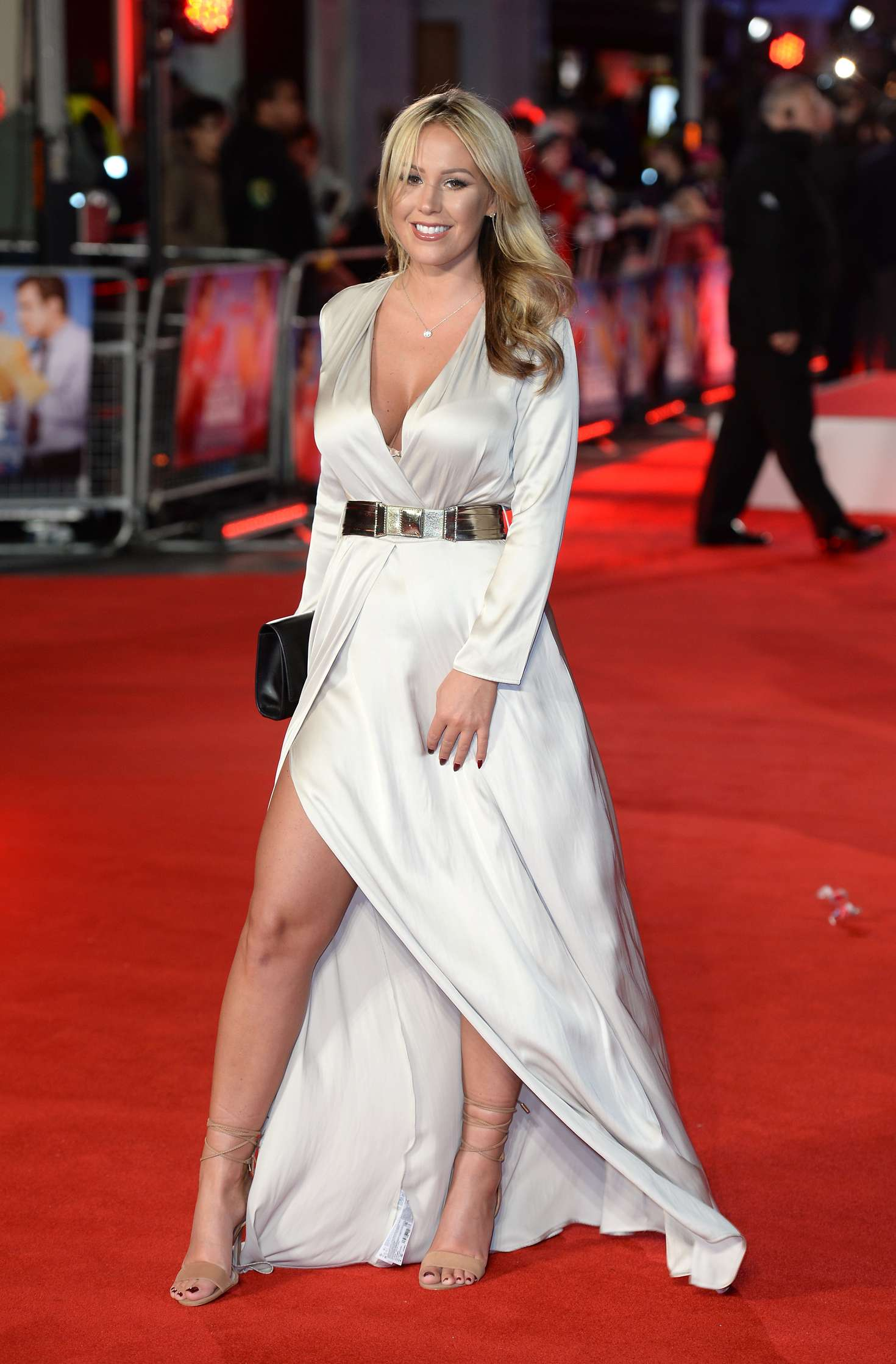 Kate Wright Daddy S Home Premiere In London Gotceleb