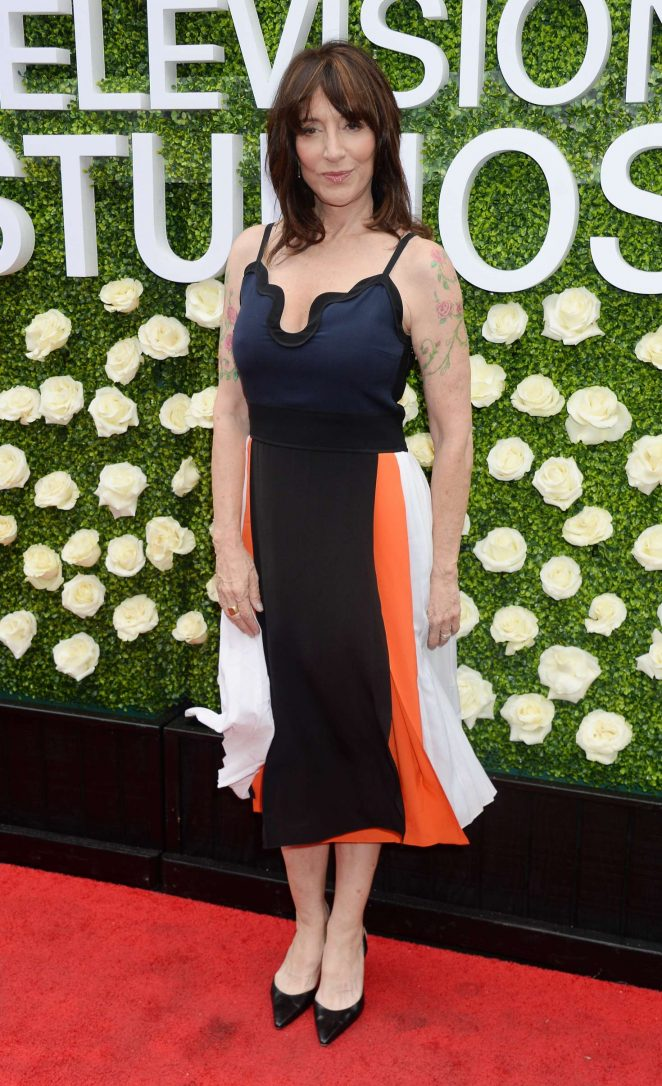 Katey Sagal – 2017 CBS Television Studios Summer Soiree TCA Party in Studio City