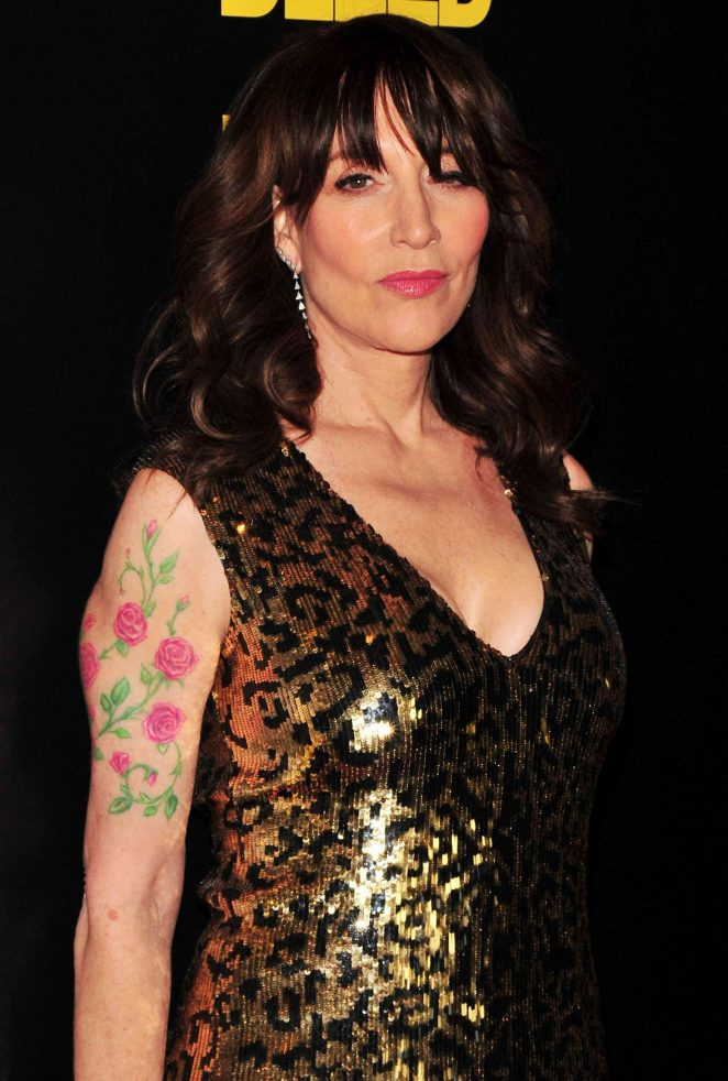 Katey Sagal - 'Bleed for This' Premiere in New York
